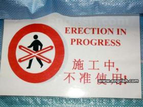 When Translations go wrong
