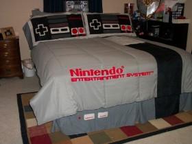 NES Retro bedsheets