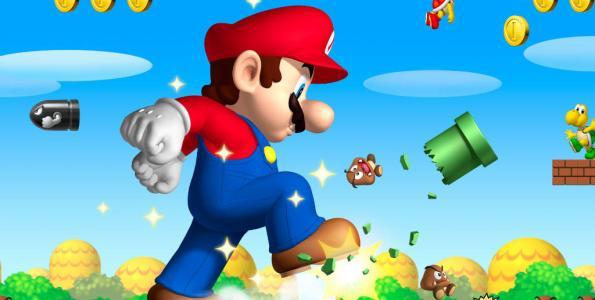 Super Mario 25 Years