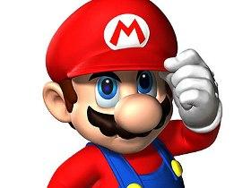 Mario marks 25 years