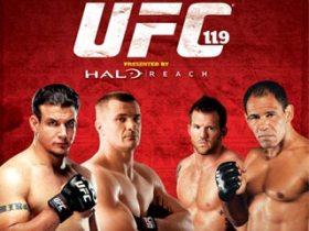 UFC 119 Mir Vs Cro Cop