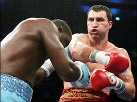 Wladimir Klitschko calls out David Haye