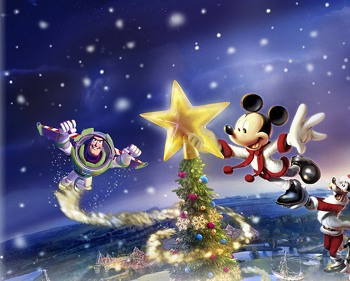 Christmas at Disney