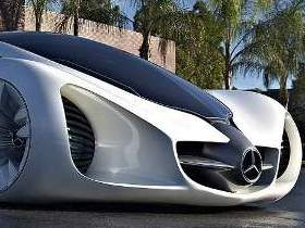 Mercedes Biome Concept Car