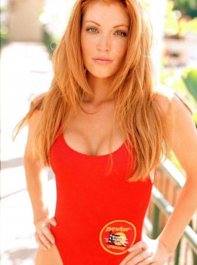 Angelica Bridges in Baywatch