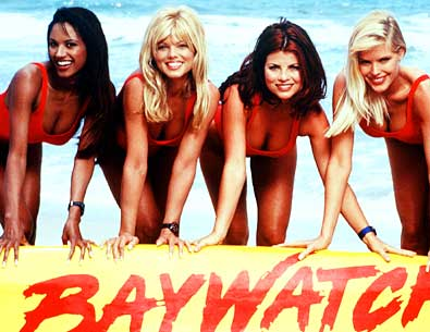 Baywatch Girls and Babes
