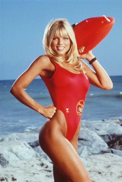Donna D'errico in Baywatch