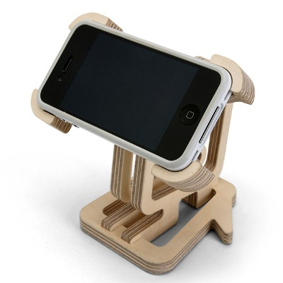 Iconic iPhone Stand