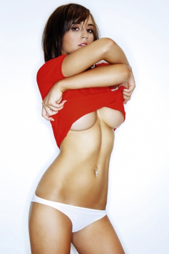 Rosie Jones Stripping