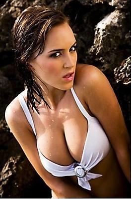 Rosie Jones Bikini