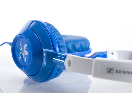 Sennheiser Adidas HD220 Originals