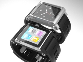 TikTok LunaTik iPod Nano Watch