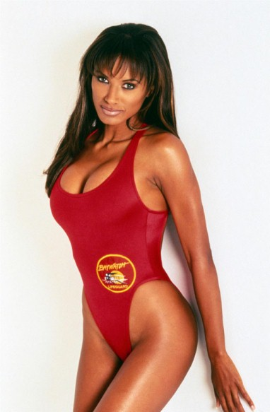 Traci Bingham in Baywatch