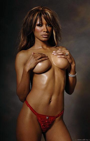 Traci Bingham Topless
