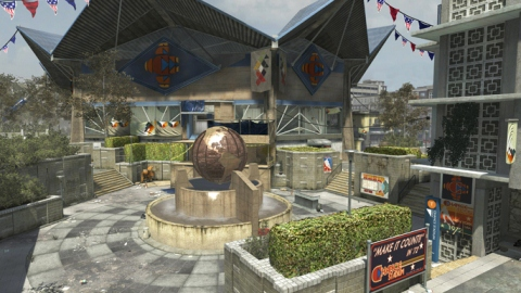 Call of Duty Black Ops First Strike - Stadium