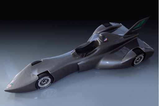 Deltawing Concept Car