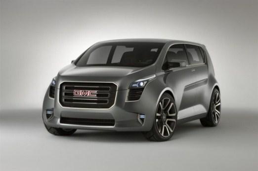GMC Granite Concept Cars