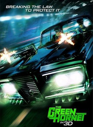 Green Hornet Film Poster