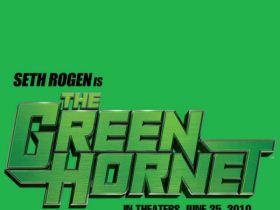 Green Hornet Film Release