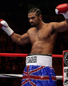David Haye should fight either Wladimir or Vitali Klitschko