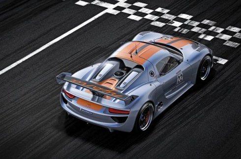 Porsche 918 Super-Car