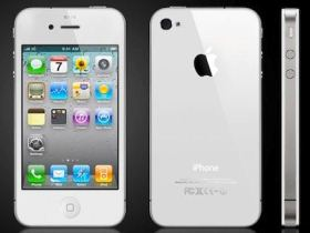 Who cares about the white iPhone4?