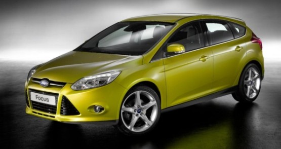 2011 Ford Focus Drive
