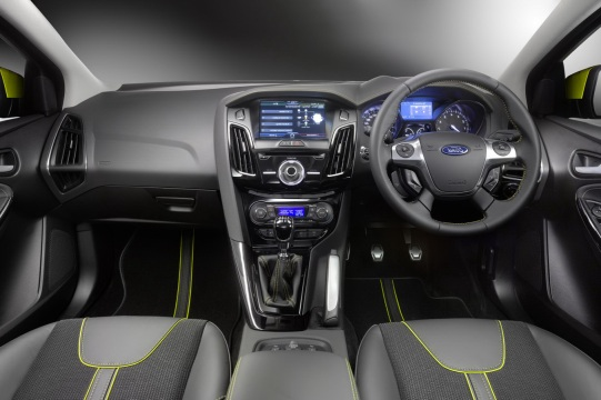 2011 Ford Focus Interior
