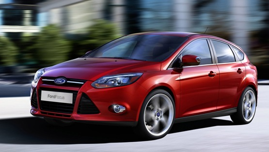 2011 Ford Focus Review