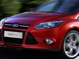 2011 Ford Focus: First UK drive