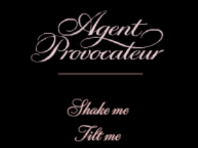 Agent Provocateur iPhone App