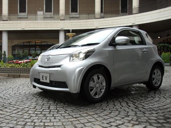 Toyota iQ EV Electric