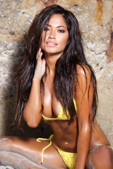 Jessica Burciaga Bikini