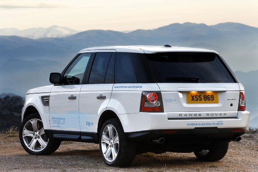 Range Rover - Range_e Hybrid