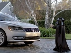 Volkswagen Super Bowl TV Adverts