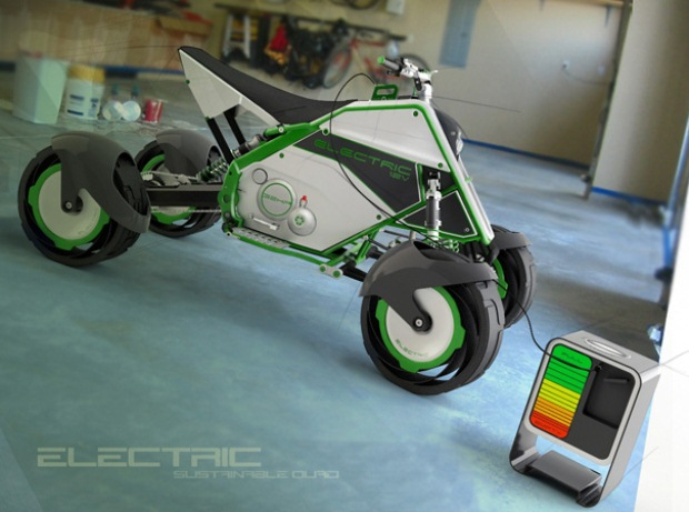 Electric Quad Concept