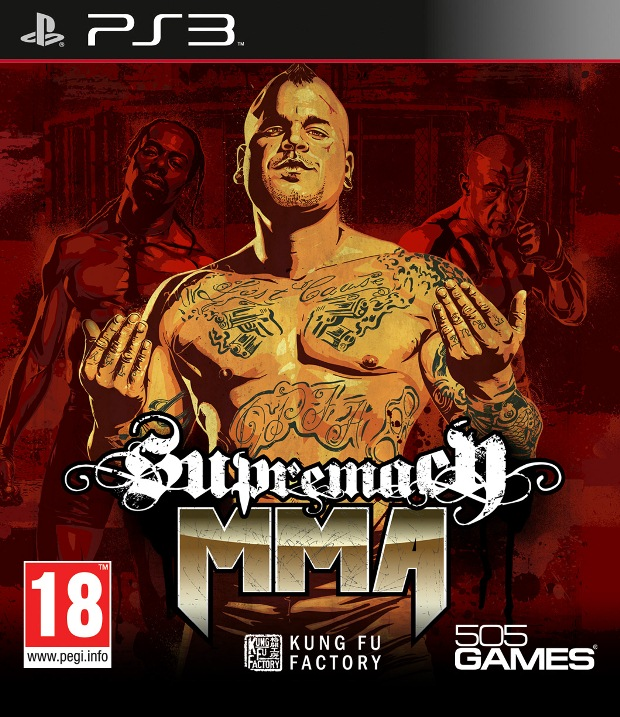 Supremacy MMA PS3 - Playstation