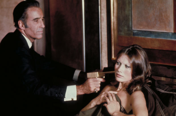 Maud Adams Bond Girl, Andrea in The Man With The Golden Gun