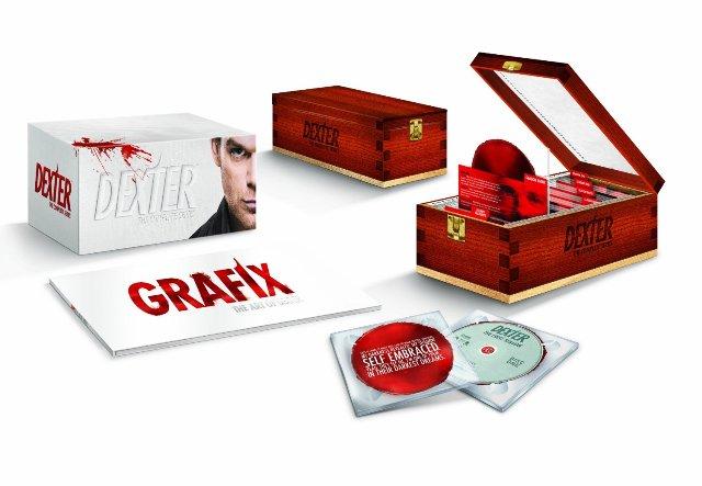 Dexter Complete Box Set
