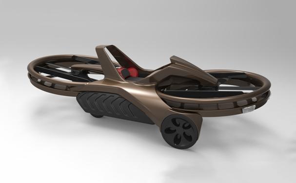 hovercraft-bike