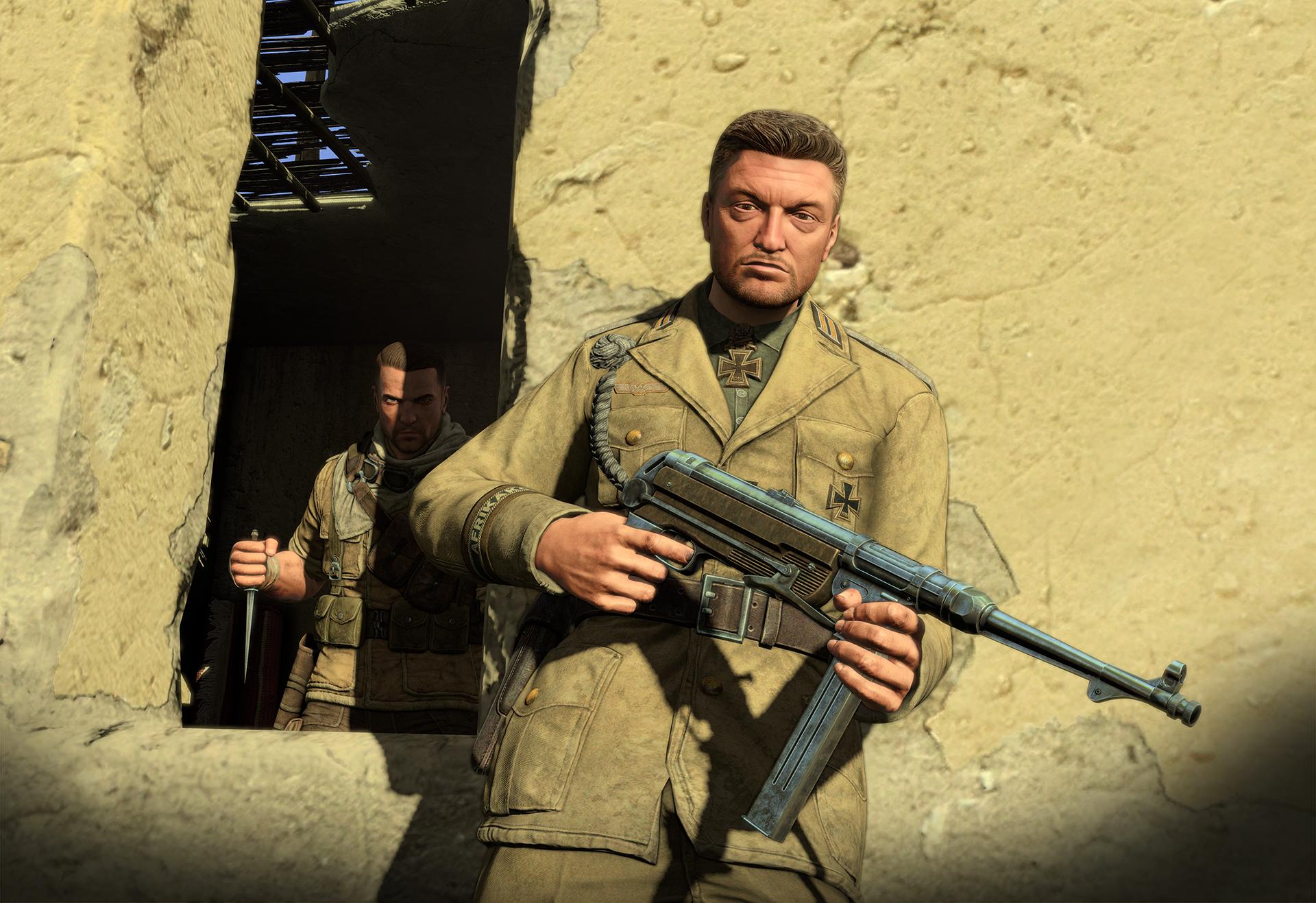 Kill Charlie Brooker Sniper Elite 3