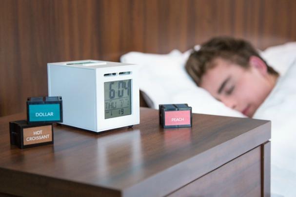 sensor-wake-alarm-clock