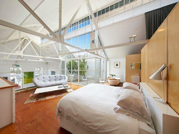 post-office-conversion-melbourne-bedroom