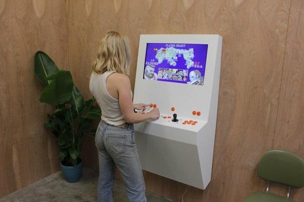 Polycade Retro Arcade 2