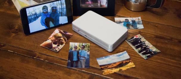 LifePrint Photos Kickstarter 2
