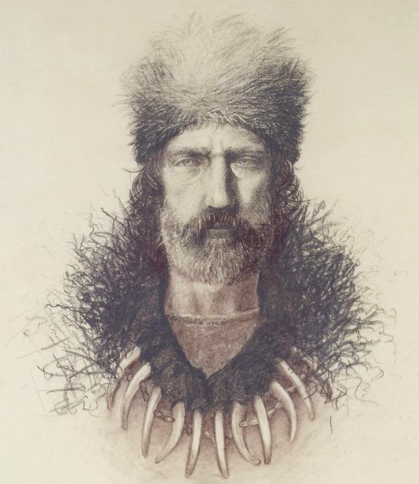The Revenant Hugh Glass