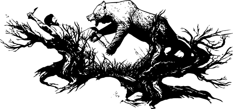 The Revenant The Bear