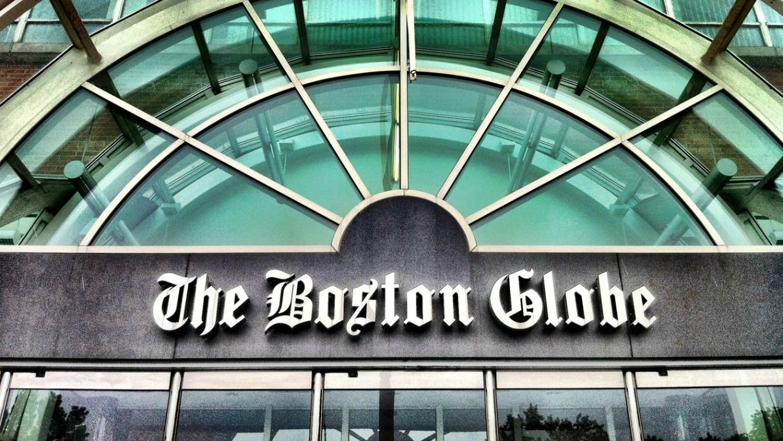 Spotlight Boston Globe Building