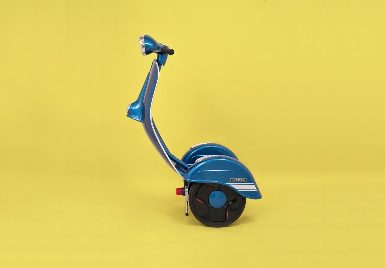 Zero Scooter 2-2