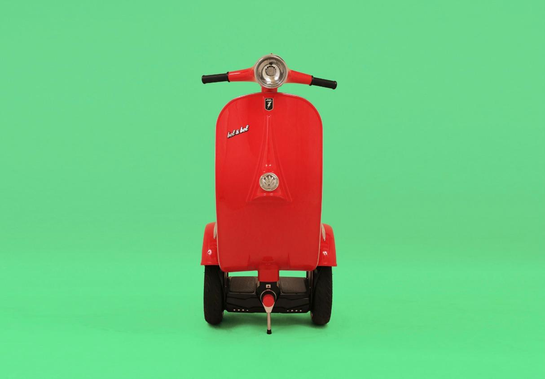 Zero Scooter 2-3